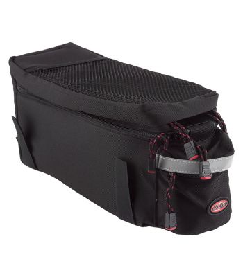 BAG DELTA TOP TRUNK BK EXPANDABLE TOP