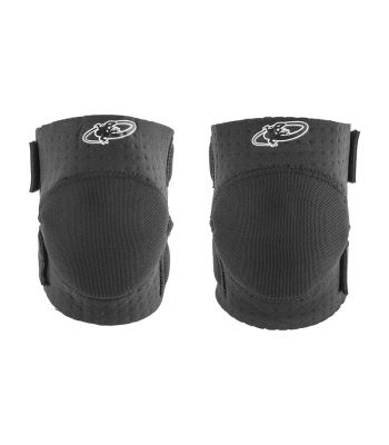 CLOTHING LIZARD KNEE GUARDS SOFT YOUTH BLK
