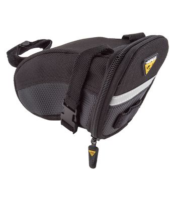 BAG TOPEAK WEDGE AERO  STRAP-ON SM