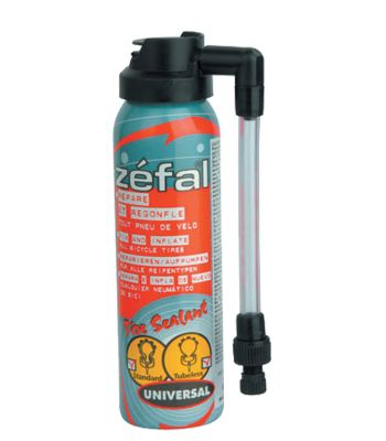 TIRE SEALER ZEFAL 3.4oz NO BRACKET