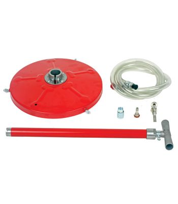 TIRE SEALER FLAT ATTACK PUMP ONLY 5gal
