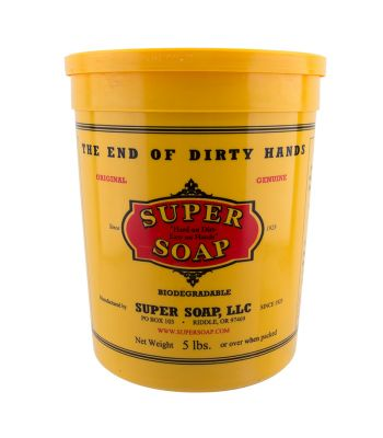 SOAP SUPER SOAP 5lb TUB