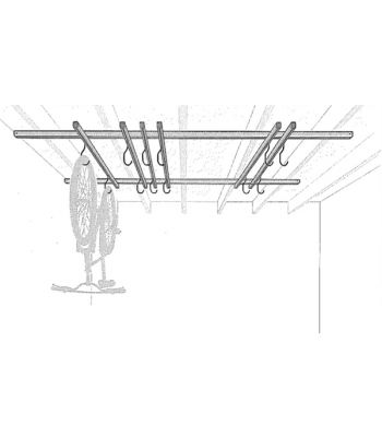 STORAGE RACK SARIS 6021 CYCLE GLIDE ADD-ON 2B