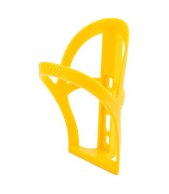 BOTTLE CAGE VELOCITY RESIN YEL
