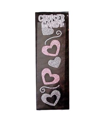 DECALS C-CANDY RHINESTONE HEARTS