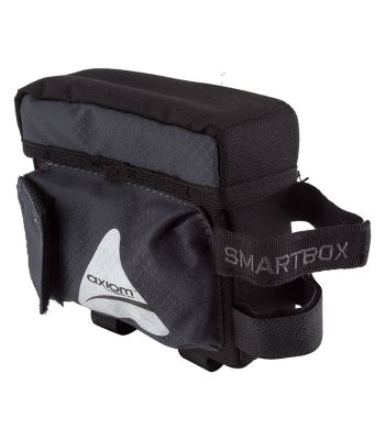 BAG AXIOM TOP TUBE SMARTBOX GY/BK