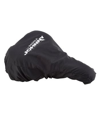 SEAT COVER W-L JOHNNY WATERPROOF RD/MTB/HYB BK 6/cs