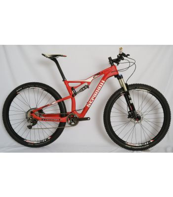 Stradalli Full Carbon Fiber Dual Suspension 29er