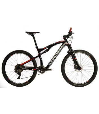 Stradalli Two7 Carbon Dual Suspension Mountain Bike 27.5