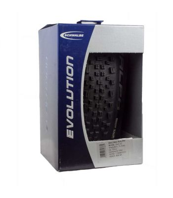 1 Tire Schwalbe Racing Ralph Evo Mountain Bicycle MTB 29er 29x2.25 Snake Skin TL- Easy Tire PSC