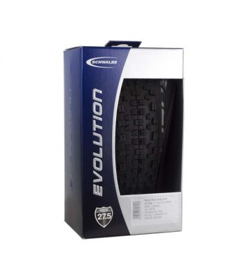 1 Tire Schwalbe Racing Ralph Evo Mountain Bicycle MTB 650b 27x2.25 Lite Skin UST Tire