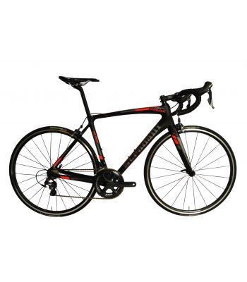 Stradalli San Remo Full Carbon Road Bike. Shimano Ultegra 8000 11 Speed. Vision Team 25 Alloy Clincher Wheel set.