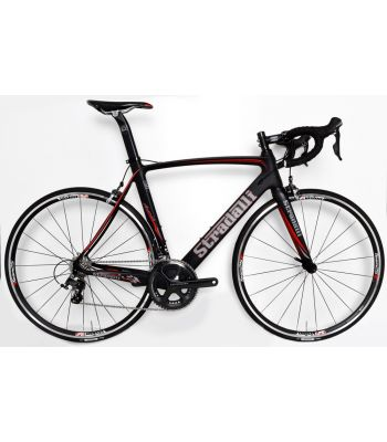 Stradalli Aversa Full Carbon Aero Road Bicycle Shimano Ultegra 8000 11 Speed Vision T25 Wheelset