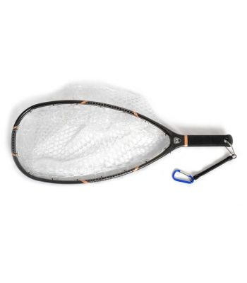 Stradalli 100% 3K Carbon Fiber Fly Fishing Landing Net 24
