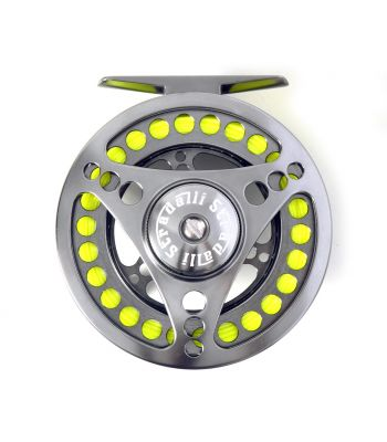Stradalli Release Series 8 Wt Fly Fishing Billet Arbor Reel