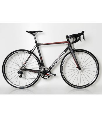 R7 Full Carbon Road Bike by Stradalli with Shimano Ultegra 6870 Di2 DT SWISS Spl