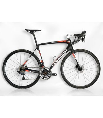 Stradalli San Remo Full Carbon Ultegra 8000 11 Speed. Hydraulic Disc Brakes. FSA Disc Wheelset Road Bike.