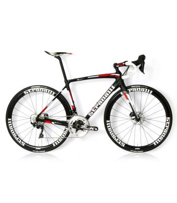 Stradalli San Remo Full Carbon Ultegra 8000 11 Speed Hydraulic Disc Brakes Road Bike.