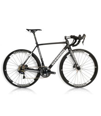 Stradalli T-700 Full Carbon Gravel Disc Bicycle Shimano Ultegra 11 Speed Hydraulic Brakes