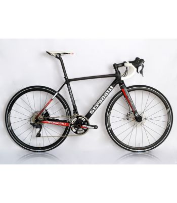 Stradalli T-700 Full Carbon Gravel Road Disc Bicycle Shimano Ultegra 11 Speed Hydraulic Brakes