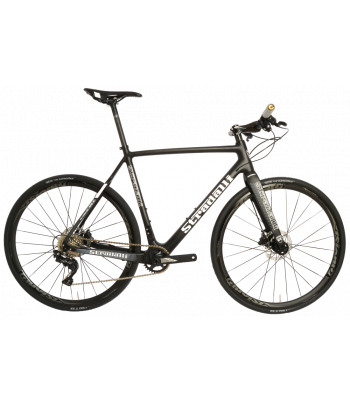 Stradalli T-700 Full Carbon City Fitness Street Hybrid